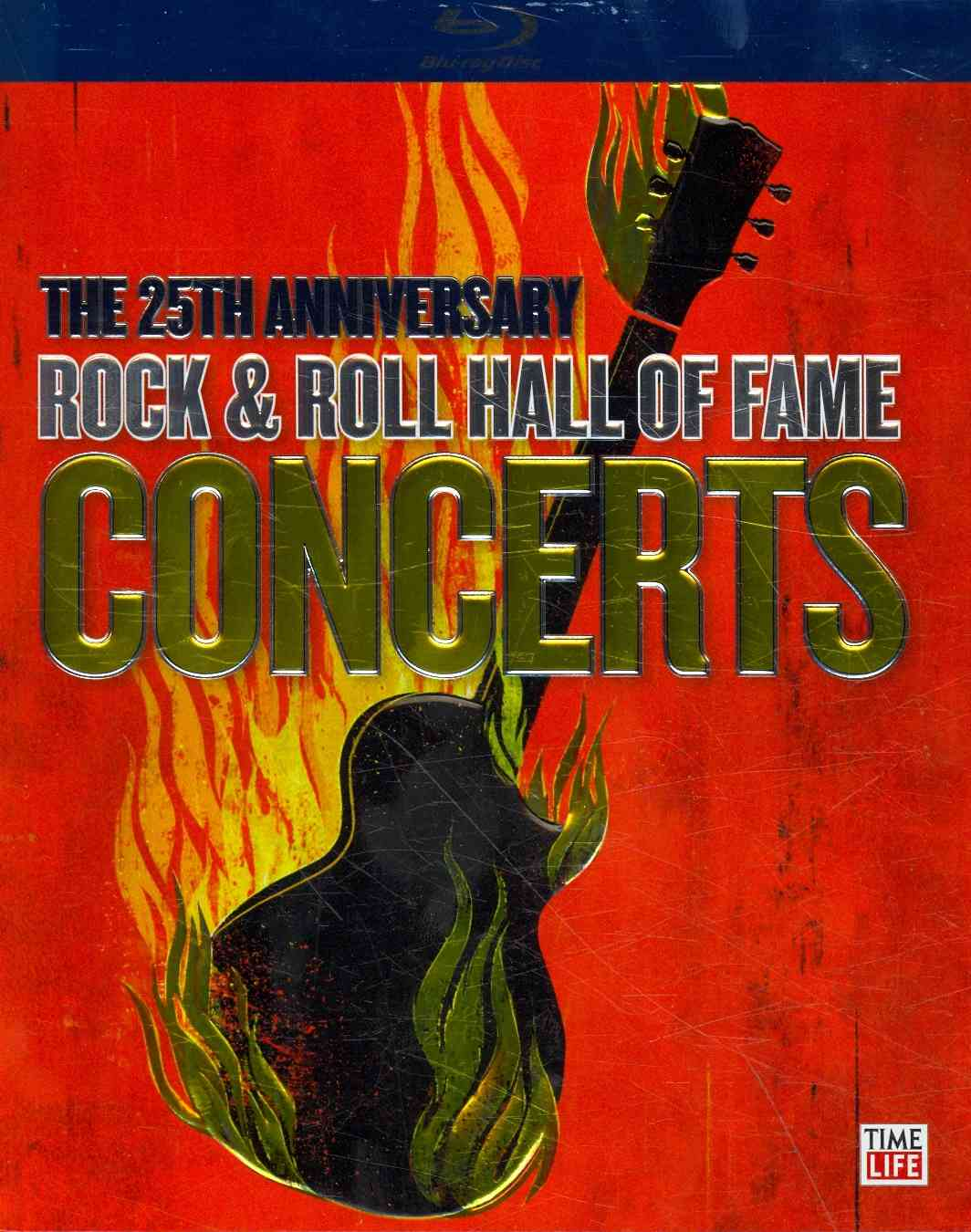 25TH ANNIVERSARY ROCK & ROLL HALL OF (Blu-Ray)